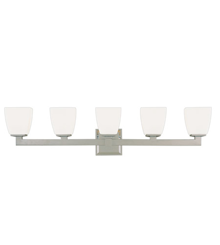 Hudson Valley Lighting Soho 5 Light Bath And Vanity in Polished Chrome 6205-PC photo