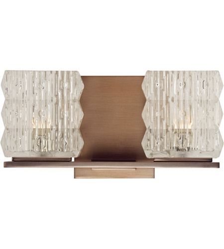Hudson Valley 6242-BB Torrington 2 Light 12 inch Brushed Bronze Bath And Vanity Wall Light photo