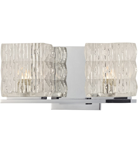 Hudson Valley 6242-PC Torrington 2 Light 12 inch Polished Chrome Bath And Vanity Wall Light photo