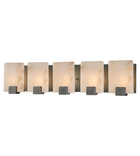 Hudson Valley Lighting Lake Grove 5 Light Bath And Vanity in Old Bronze 6295-OB photo
