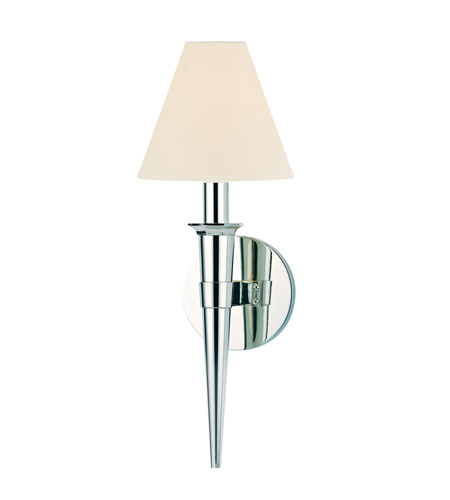 Hudson Valley Lighting Latrobe Wall Sconce in Polished Chrome 630-PC photo