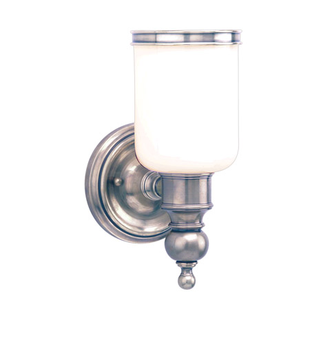 Hudson Valley Lighting Chatham 1 Light Bath And Vanity in Antique Nickel 6301-AN photo