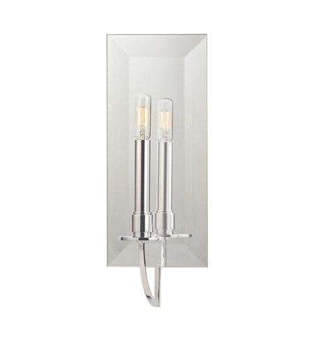 Hudson Valley Lighting Somers Wall Sconce in Polished Nickel 640-PN photo