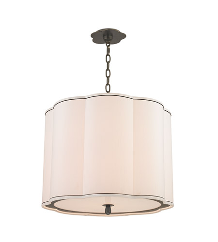 Hudson Valley 7920-OB Sweeny 4 Light 20 inch Old Bronze Pendant Ceiling Light photo