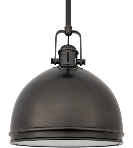 Hudson Valley Lighting Marion 1 Light Pendant in Old Bronze 8011-OB photo
