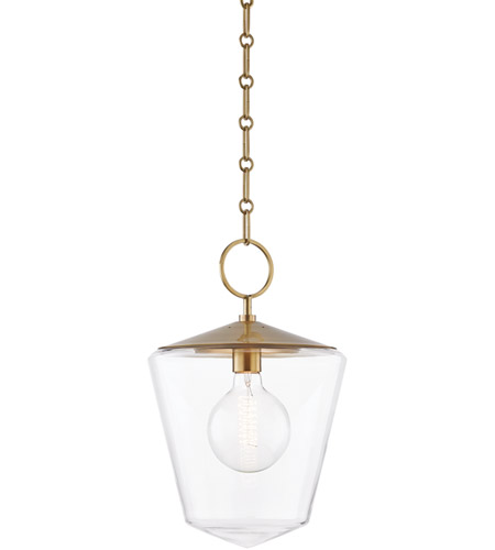 Hudson Valley Lighting Morley 2 Light Wall Sconce in Aged Brass 8312-AGB photo