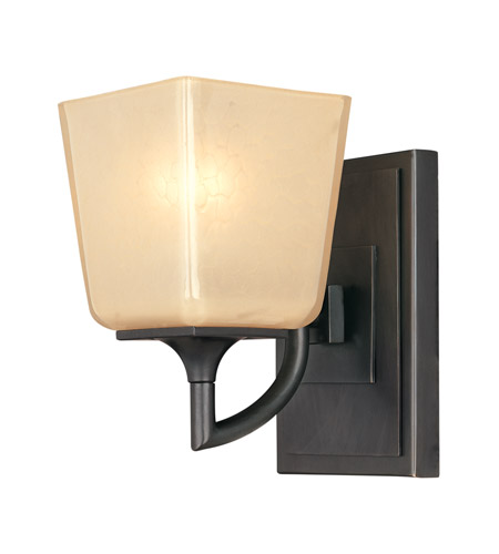 Hudson Valley Lighting Lawrence 1 Light Bath And Vanity in Old Bronze 8581-OB photo