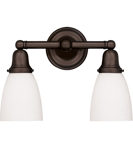 Hudson Valley 862-OB-348M Historic 2 Light 14 inch Old Bronze Bath And Vanity Wall Light in 348M photo