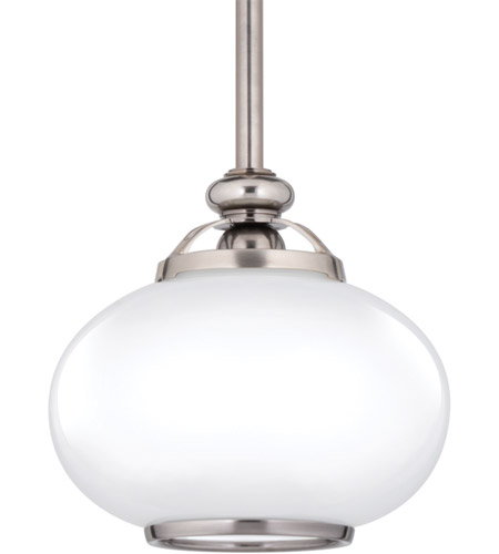 Hudson Valley 9809-ON Canton 1 Light 9 inch Old Nickel Pendant Ceiling Light photo
