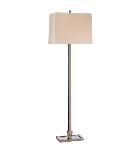 Hudson Valley Lighting Burke 1 Light Portable Floor Lamp in Polished Nickel L229-PN photo