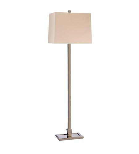 Hudson Valley Lighting Burke 1 Light Portable Floor Lamp in Polished Nickel L229-PN photo
