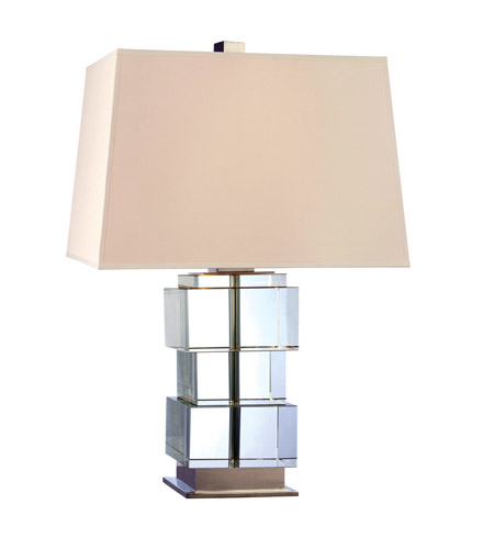Hudson Valley Lighting Brookfield Portable Table Lamp in Polished Nickel L243-PN photo