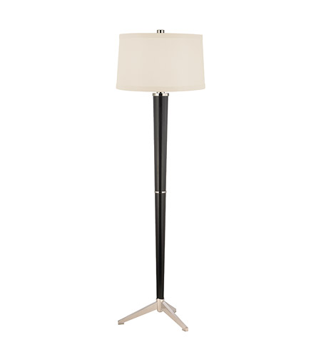Hudson Valley Lighting Manheim 1 Light Floor Lamp in Polished Nickel L638-PN photo