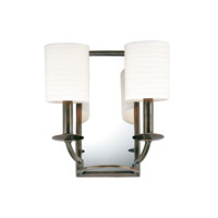 Hudson Valley Lighting Winthrop 2 Light Wall Sconce in Distressed Bronze 082-DB