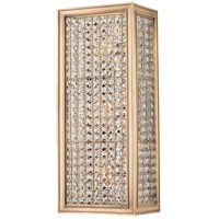 Hudson Valley Lighting Norwood 3 Light Wall Sconce in Aged Brass 1003-AGB
