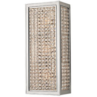 Norwood 3 Light 6 inch Polished Nickel Wall Sconce Wall Light