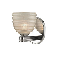 Hudson Valley Lighting Burlington 1 Light Semi Flush in Polished Nickel 1131-PN