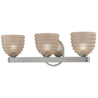 Thorton 3 Light 19 inch Polished Nickel Bath Vanity Wall Light