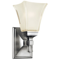Kirkland 1 Light 6 inch Polished Nickel Bath And Vanity Wall Light