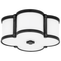 Chandler 2 Light 13 inch Old Bronze Flush Mount Ceiling Light