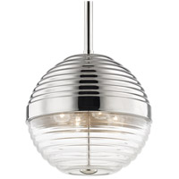 Easton 4 Light 14 inch Polished Nickel Pendant Ceiling Light