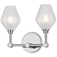 Hudson Valley 1322-PC Orin LED 13 inch Polished Chrome Bath Vanity Wall Light