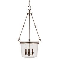 Hudson Valley 133-OB Quinton 3 Light 16 inch Old Bronze Pendant Ceiling Light