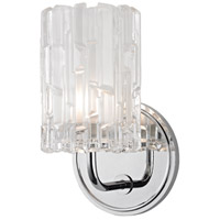 Dexter 1 Light 5 inch Polished Chrome Bath Vanity Wall Light