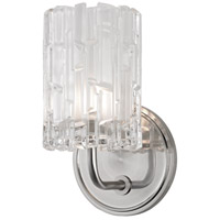 Dexter 1 Light 5 inch Satin Nickel Bath Vanity Wall Light