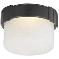 Hudson Valley 1410-OB Beckett LED 6 inch Old Bronze Flush Mount Ceiling Light