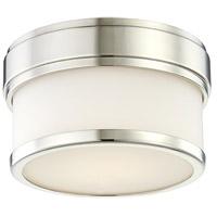 Hudson Valley 1420-PN Gemma LED 5 inch Polished Nickel Flush Mount Ceiling Light