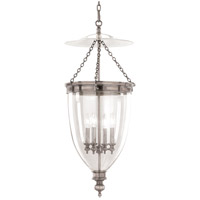 Hanover 4 Light 16 inch Historic Nickel Pendant Ceiling Light