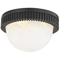 Ainsley LED 5 inch Old Bronze Flush Mount Ceiling Light