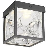 Hudson Valley 1450-OB Calvin LED 5 inch Old Bronze Flush Mount Ceiling Light