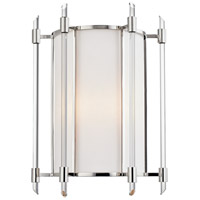 Hudson Valley 1502-PN Delancey 2 Light 11 inch Polished Nickel Wall Sconce Wall Light
