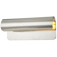 Hudson Valley 1513-PN Accord 1 Light 6 inch Polished Nickel ADA Wall Sconce Wall Light