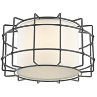 Hudson Valley 1514-OB Sovereign LED 16 inch Old Bronze Flush Mount Ceiling Light
