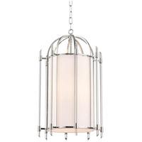 Hudson Valley 1515-PN Delancey 4 Light 15 inch Polished Nickel Pendant Ceiling Light