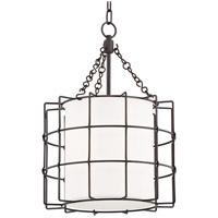 Hudson Valley 1516-OB Sovereign LED 16 inch Old Bronze Pendant Ceiling Light