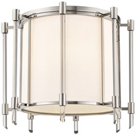 Hudson Valley 1521-PN Delancey 4 Light 15 inch Polished Nickel Semi Flush Ceiling Light photo thumbnail
