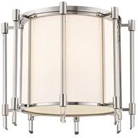 Hudson Valley 1521-PN Delancey 4 Light 15 inch Polished Nickel Semi Flush Ceiling Light