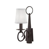 Hudson Valley Lighting Caldwell 1 Light Wall Sconce in Old Bronze 1691-OB