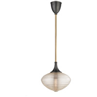 Hudson Valley Lighting Knox 1 Light Pendant in Aged Old Bronze 1922-AOB