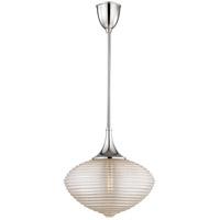 Hudson Valley 1926-PN Knox 1 Light 16 inch Polished Nickel Pendant Ceiling Light