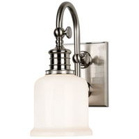 Hudson Valley 1971-SN Keswick 1 Light 5 inch Satin Nickel Bath And Vanity Wall Light