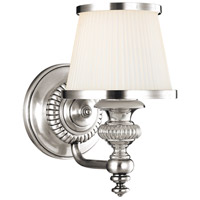 Milton 1 Light 6 inch Polished Nickel Bath And Vanity Wall Light
