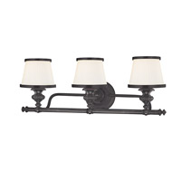 Hudson Valley Lighting Milton 3 Light Bath And Vanity in Old Bronze 2003-OB