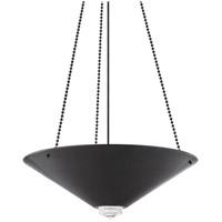 Hudson Valley 2026-OB Heron 4 Light 26 inch Old Bronze Pendant Ceiling Light
