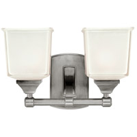 Hudson Valley Lighting Lakeland 2 Light Bath And Vanity in Satin Nickel 2242-SN