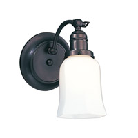 Hudson Valley Lighting Morgan 1 Light Bath And Vanity in Old Bronze 231-OB-119 photo thumbnail